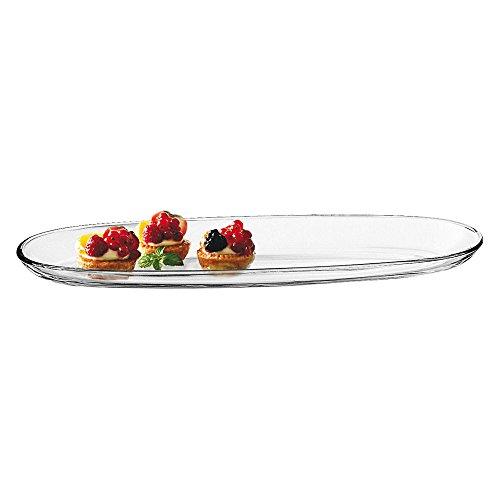 - plat oval 41 x 11.5 cm fenice