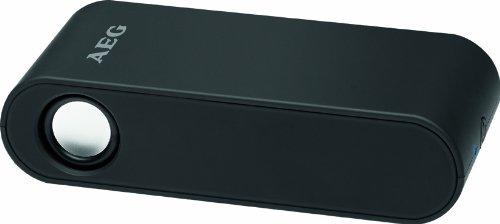 AEG LBI 4719 Induktions-Lautsprecher (AUX-IN, 1-er Stück) schwarz