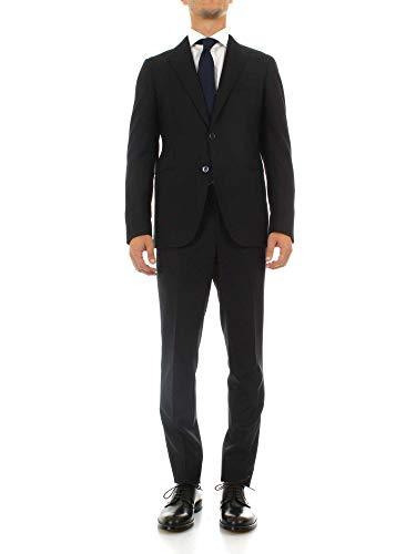 BAGNOLI SARTORIA NAPOLI Luxury Fashion Mens Suit Summer Blue