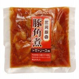 三元豚の豚角煮 トマトソース味 130g×5個           JAN:4993761003167