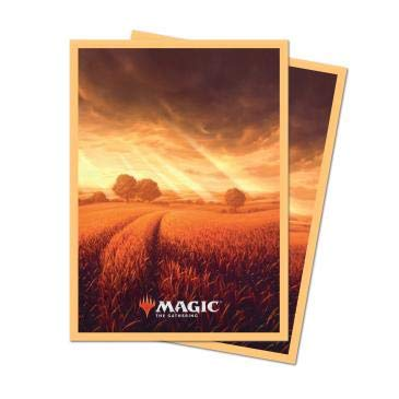 MTG Unstable John Avon Plains Ultra Pro Printed Art Magic The Gathering Card Game 100ct Printed Art Card Sleeves