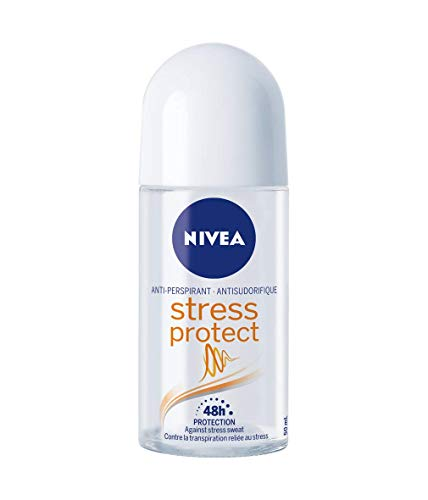 NIVEA Stress Protect Zinc Complex Deodorant Roll-on - 50ml/1.69 Ounces