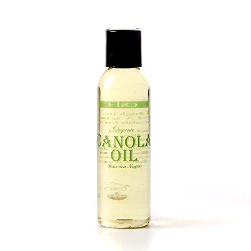 Canola (Semilla De Colza) Aceite Orgánico Cargador - 125ml - 100% Puro
