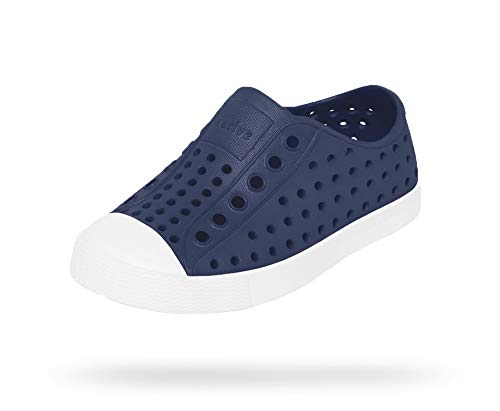 Native Shoes - Jefferson Child, Regatta Blue/Shell White, C9 M US
