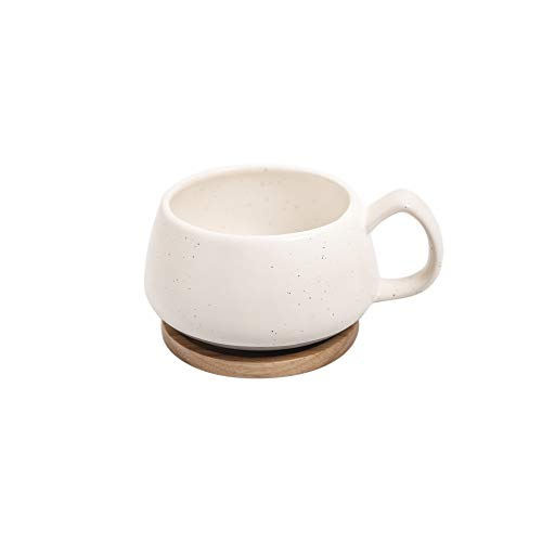 My Life 663771 - Taza de cerámica, color crema