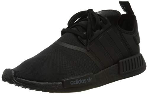 adidas NMD_R1, Sneaker Hombre, Core Black/Core Black/Core Black, 44 EU