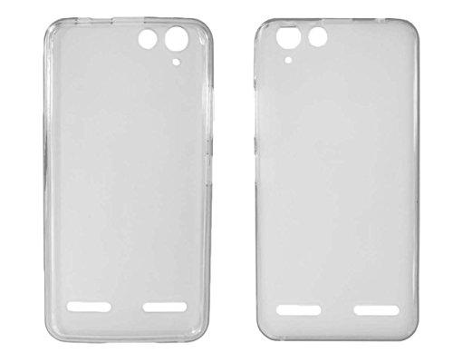 caseroxx TPU-Hülle für Lenovo Vibe K5 Plus, Handy Hülle Tasche (TPU-Hülle in transparent)
