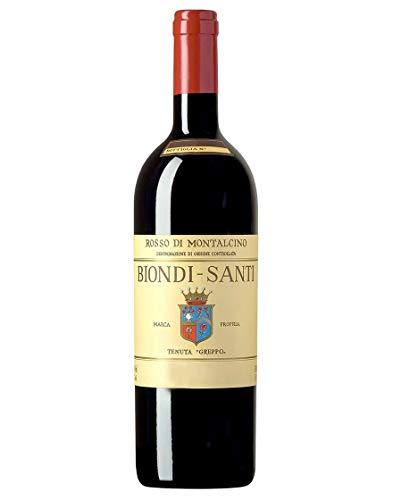 Rosso di Montalcino DOC Biondi Santi Tenuta Greppo 2016 0,75 L