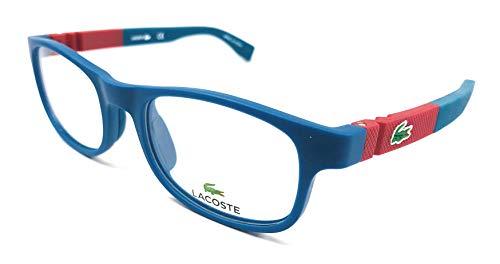 Lacoste L3627 Injected - Gafas de Sol Matte Petrol Unisex para Adulto, Multicolor, estándar