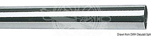 Osculati Tubo INOX 25 mm x 1,2 mm x 2 m (Pipe AISI 316 25 mm x 1.2 mm x 2 m)