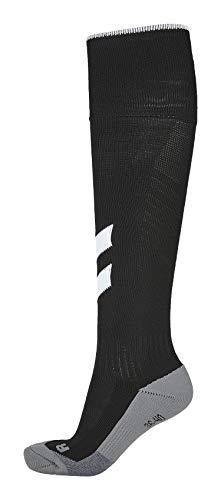 Hummel Kinder Fundamental Football Sock, Black/White, 8