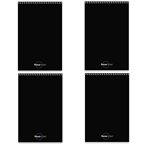 Tops Innovative Steno Project Ruled Notebook (TOP90222) (4)