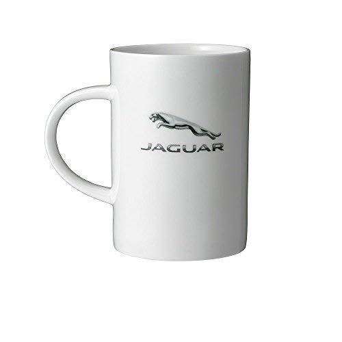 Jaguar Merchandise New Genuine Logo Bone China Mug Cup 50JRCORPMUG14