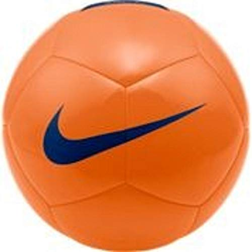 Nike Unisex Pitch Team Fußball, Total Orange/Blue, 5
