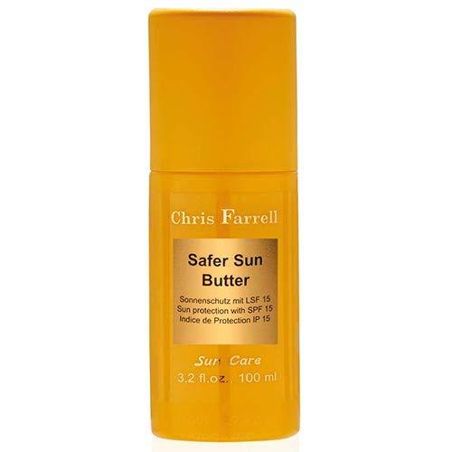 Chris Farrell - Sun Care - Safer Sun Butter - LSF 15 - 100 ml