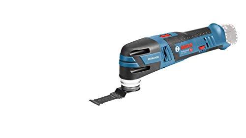 Bosch Professional 12V System Akku Multi-Cutter GOP 12V-28 (Starlock-Werkzeugaufnahme, inkl. 1xStarlock BIM Tauchsägeblatt, ohne Akkus und Ladegerät, im Karton)