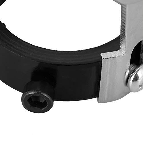 Cutter Torch Roller Guide, Rollenführung Plasma Cutter Torch Metallrollenführungsrad mit zwei Schraubenpositionierung für P80 - 8