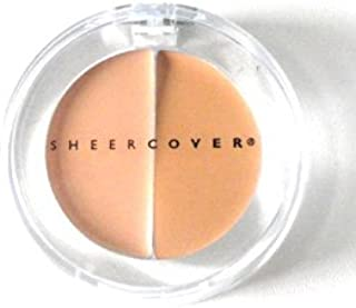 SHEERCOVER Duo Concealer Light/Medium 3.0 g