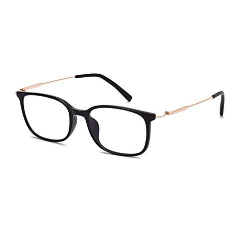HQMGLASSES Gafas Lectura Aire Libre fotocrómica Inteligente Alta definición Las señoras, 1,56 Gafas Sol de la Lente de Resina Ultra-Light TR90 Frame/Anti-Ultravioleta Diopter +0.5 a +3.0,Negro,+1.5