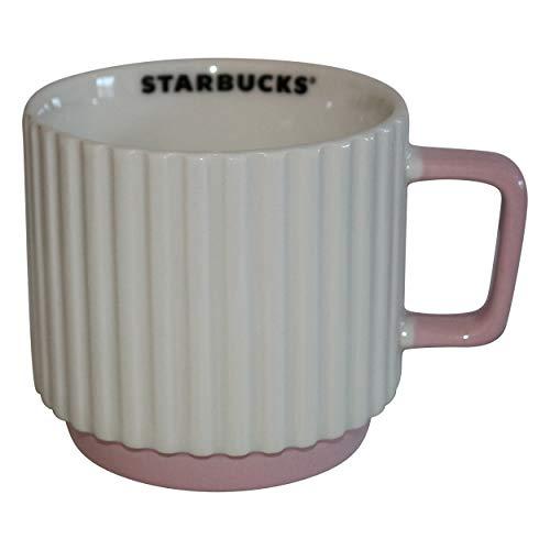 Starbucks Collector Mug - Taza de café, color rosa