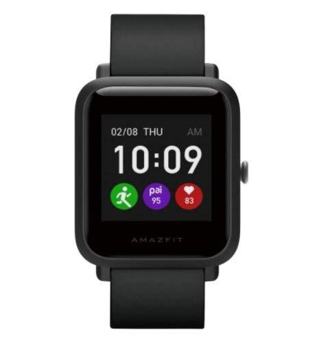 Relógio Smartphone Amazfit Bip S Lite A1823 - Preto