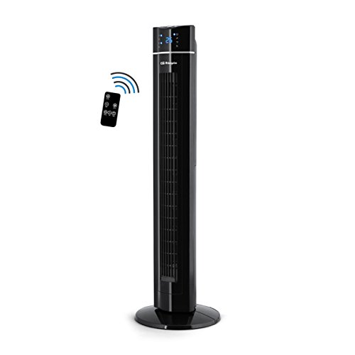 Orbegozo TWM 1009 – Tower Fan with Remote Control, Ionic, Timer, 3...