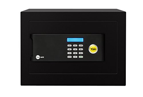 Yale YSB/250/EB1 Premium Home Safe, Insurance Approved, 22 mm Motorised...