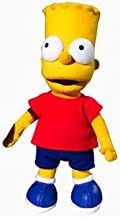 Vivid Imagination 14 inch Plush Bart Simpsons Doll