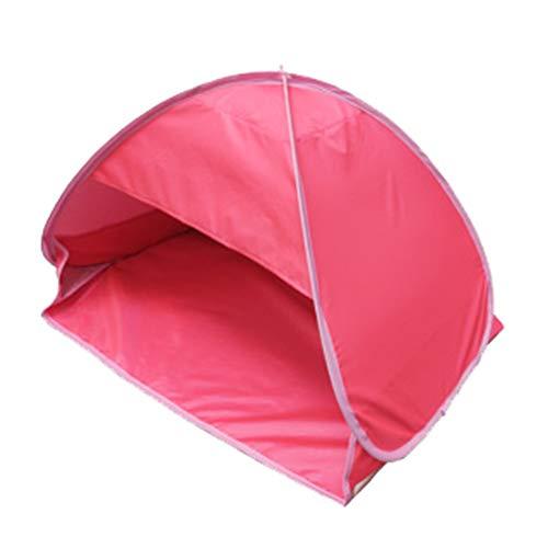Pop Up Portable Mini Refugio Personal Para El Sol En La Playa, Tienda De Campaña Portátil Para Prevenir La Lluvia Pequeña Para Familias, Niños, Bebés, Picnic Al Aire Libre, Playa, Jardín, Camping