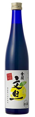 西野金陵 金陵 文旦酒 [ リキュール 500ml ]