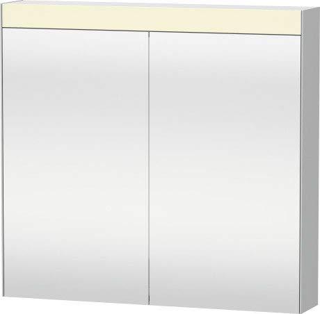 Duravit Good Spiegelschrank 810 mm, 2 Spiegeltüren
