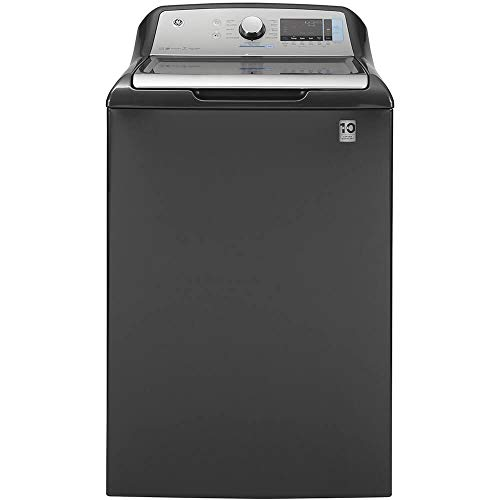 ge load washers GE GTW840CPNDG 5.2 Cu.Ft. Diamond Gray Top Load Electric Washer