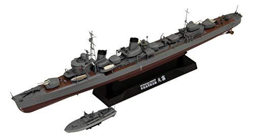 ファインモールド 1/350 日本海軍 駆逐艦 天霧 プラモデル FW2