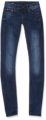 G-STAR RAW 3301 Low Waist Super Skinny Jeans