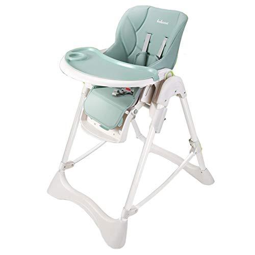 Trona Bebe, Silla Alta Ajustable para sillas de Comedor para bebés ...