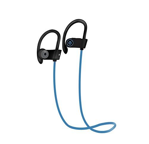Audifonos Bluetooth Auriculares Inalámbrico con Micrófono, TechFaith IPX7 Resistente al agua/ sudor,…