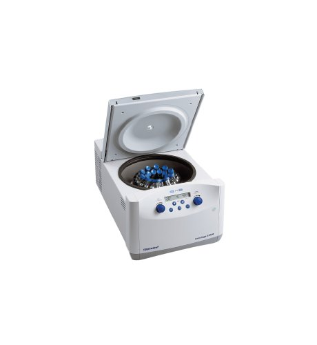 Eppendorf 022628012 5702R Centrifuge with 4 x 85ml Swing-Bucket Rotor, 13 & 16mm Blood Tube Adapters, 120V