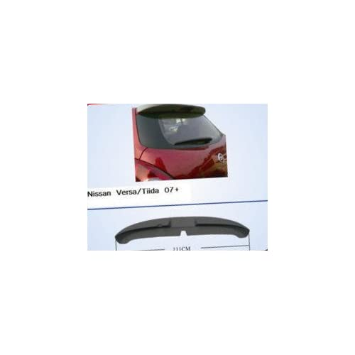 Spoiler OE Style for Nissan Versa Tiida Hatchback 07 08 09 10 11 12 13 14