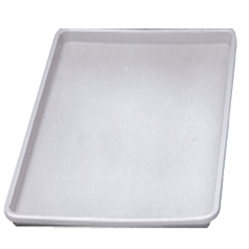 """Winholt WHP-1826WH Platters and Trays, 18"""" x 26"""" x 1"""" Size, White, (Pack of 24)"""