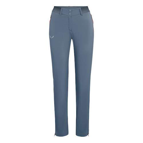 Salewa Pedroc 3 Pantaloni, Donna, Flint Stone 6080, L