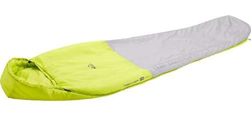 McKINLEY Unisex– Erwachsene Trekker Light 5 IDE Schlafsack, GREENLIME/GREYLIGHT, 195L