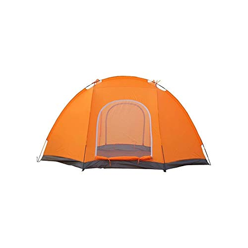SQQSLZY Tent Family Camping Tent 6-8 Person Tent Portable Tent Automatic Tent Waterproof Windproof for Camping Hiking Mountaineering