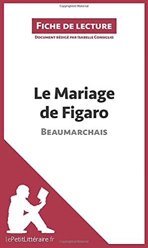 Le Mariage de Figaro de Beaumarchais (Fiche de lecture): Résumé complet et analyse détaillée de l'oeuvre