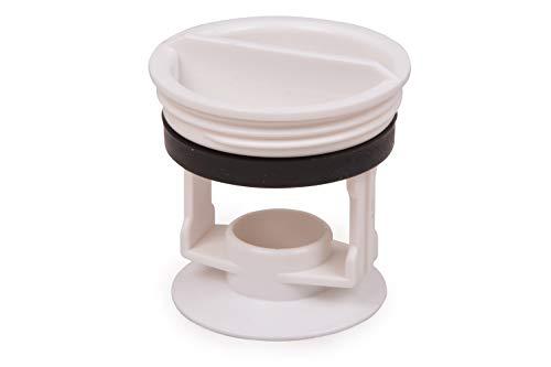 Flusensieb Sieb Ersatz für Beko Arcelik Blomberg 2872700100 Waschmaschinenzubehör Pumpenfilter für Abwasserpumpe Ablaufpumpe Waschmaschine