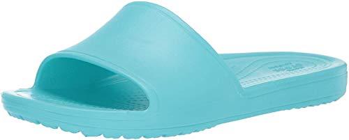 Crocs Damen Sloane Wander W Dusch- & Badeschuhe, Blau (Pool 40m), 42/43 EU thumbnail