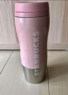 スタバ ステンレスボトル ホリデー2019 ピンク355ml スターバックス