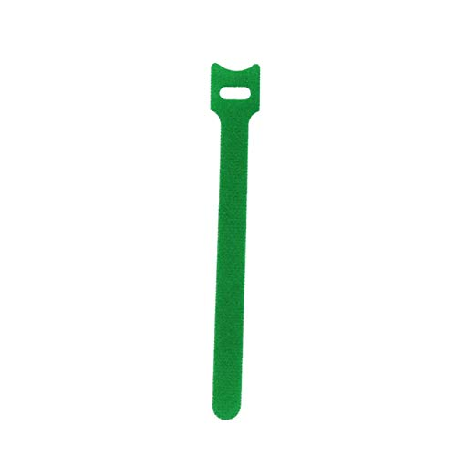 Fácil de usar Cable reutilizable Correa de nylon de gancho de gancho Lazos Organizador ordenado herramienta Hoja de herramientas y cables de bucle TIES Múltiples colores T-tipo Torte Velcro