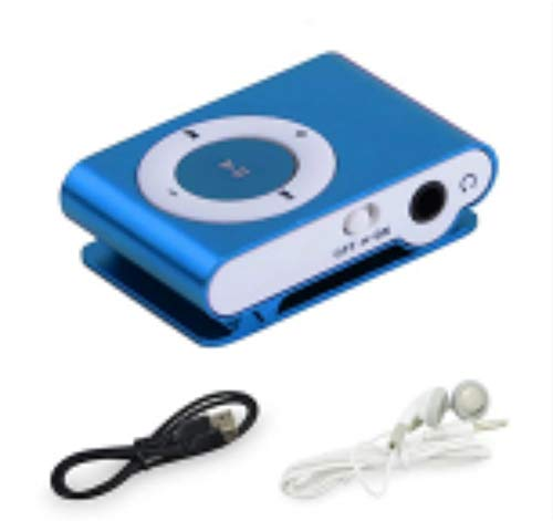 Mini USB Clip MP3 Player Moda Micro SD TF y Flash Drive Música Medios para San Valentín Día de Acción de Gracias Año Nuevo Navidad Regalo de Cumpleaños