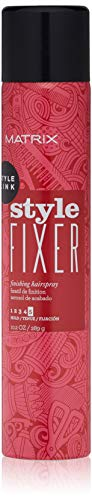 MATRIX Style Link Style Fixer Finishing Hairspray | Volumizing & Texturizing | Strong Hold | For All Hair Types | 10.2 Oz.