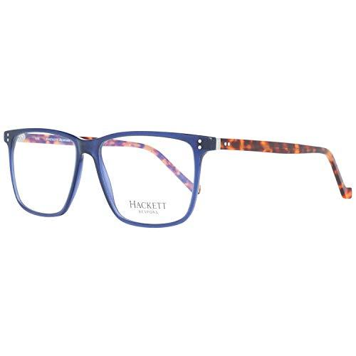 Hackett London Herren HEB18168356 Brillengestelle, Blau (Azul), 56.0